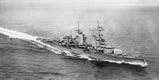Тяжелый крейсер вместо карманного линкора. по сотне на каждую серию