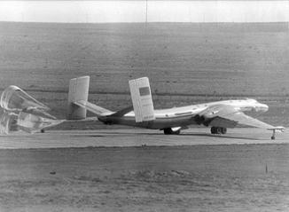 Тяжелый транспортный самолет вм-т «атлант».