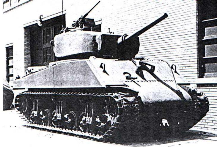 Толстый генерал. история тяжёлого танка т32