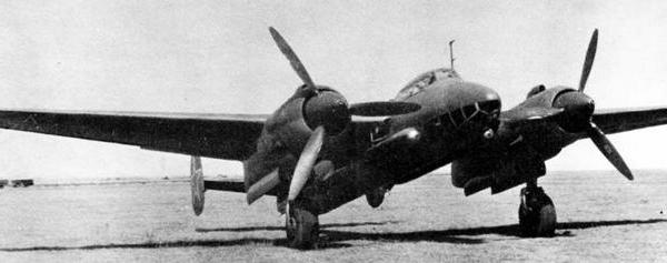 Торпедоносец ту-2т.