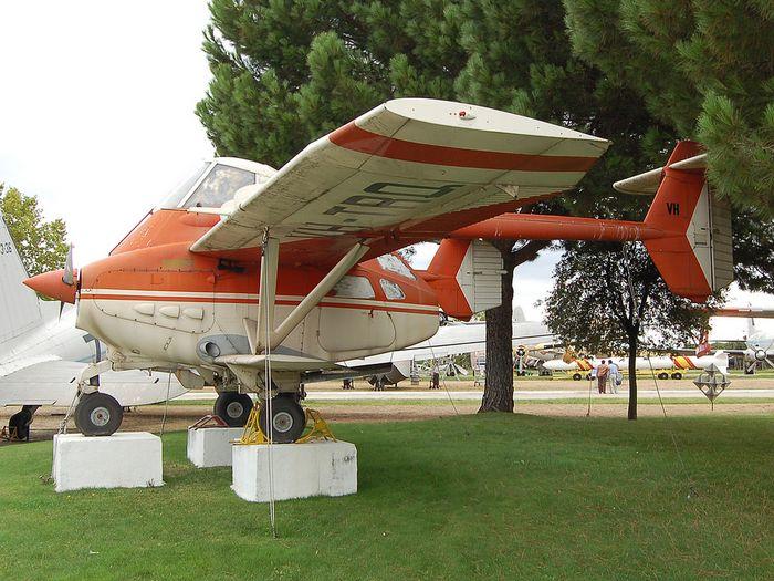 Transavia pl-12 airtruk. технические характеристики. фото.