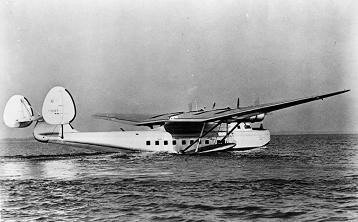 Транспортная летающая лодка m-156 «russian clipper» (пс-30).