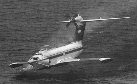 Транспортно-десантный экраноплан «орлёнок».