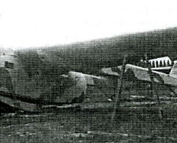 Транспортно-десантный планер сам-23.