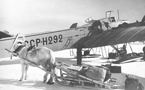 Транспортный самолет г-1.