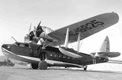 Транспортныйсамолет-амфибия s-43 «baby clipper».