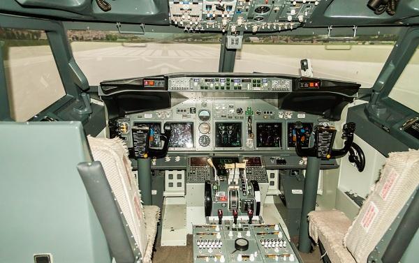 Тренажер доступный всем: авиатренажер boeing 737ng