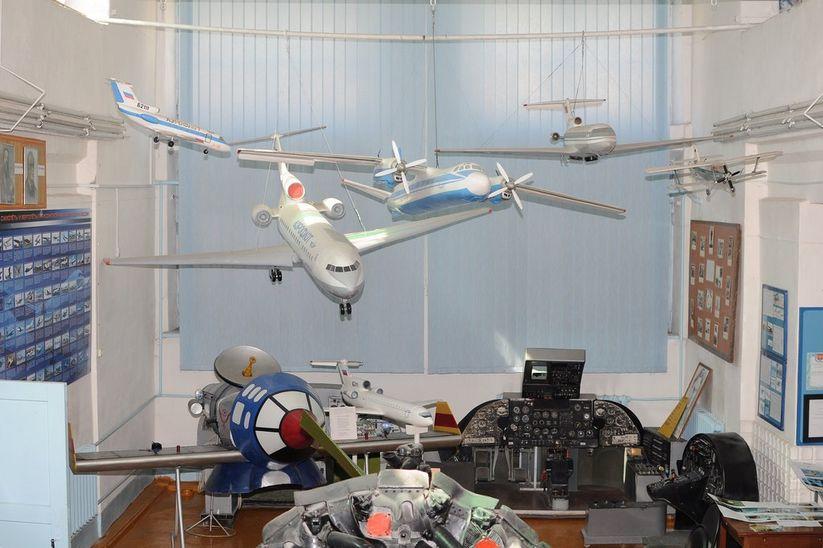 Троицкий технический авиационный колледж гражданской авиации