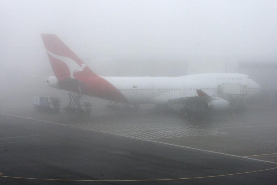 Туман в аэропорту. инновационные методы борьбы с туманом в аэропортах