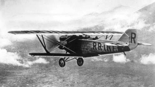 Туполев ант-3. фото. история. характеристики.