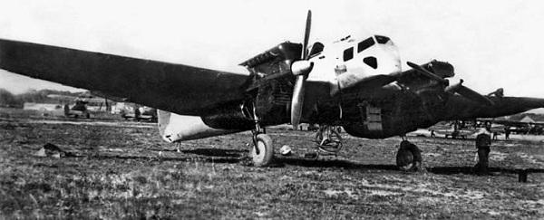 Туполев ми-3 самолет. фото. история. характеристики.