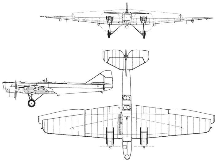 Туполев тб-1. фото, история, характеристики самолета тб-1.