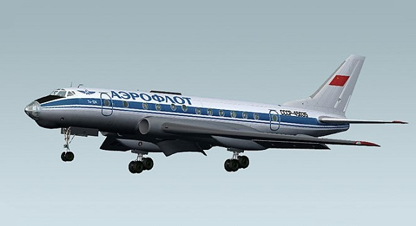 Туполев ту-124. фото, история , характеристики ту-124.
