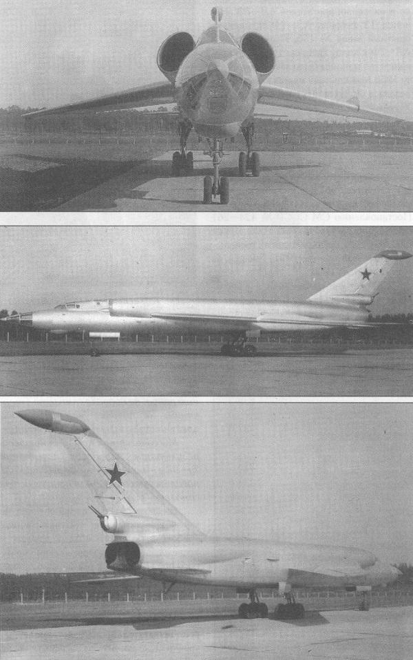 Туполев ту-98. фото, история, характеристики.