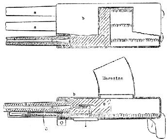 Турельные японские немцы. 7.92-мм пулеметы - армейский тип 98 (те-5) и флотский тип 1