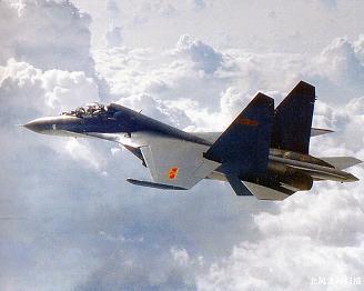 Учебно-боевой истребитель су-27убк.