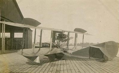 Учебно-тренировочная летающая лодка n.t.2в.