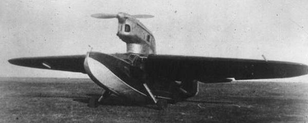 Учебно-тренировочная летающая лодка сам-11 «бекас».