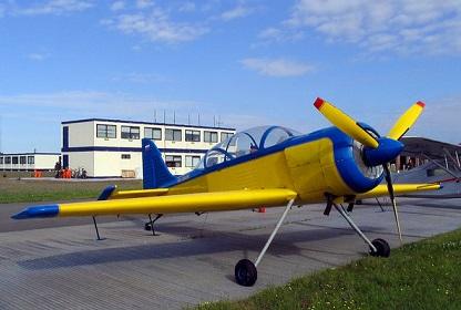 Учебно-тренировочный и спортивно-пилотажный самолет и-3 (сп-91).
