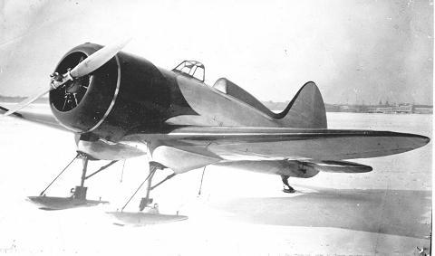 Учебно-тренировочный самолет нв-2 (нв-2бис, ути-5).