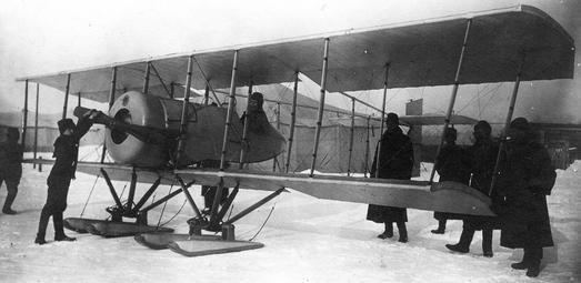 Учебно-тренировочный самолет п-iv.