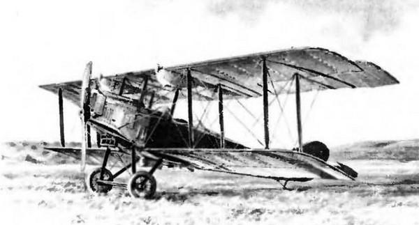 Учебно-тренировочный самолет у-8 «конек-горбунок».