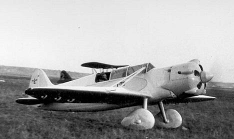 Учебно-тренировочный самолёт г-20.
