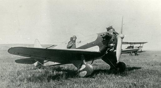 Учебно-тренировочный самолёт ут-1.