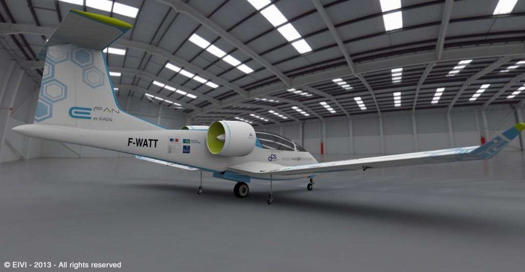 Учебный летательный аппарат