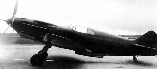 Ударный истребитель к-37.
