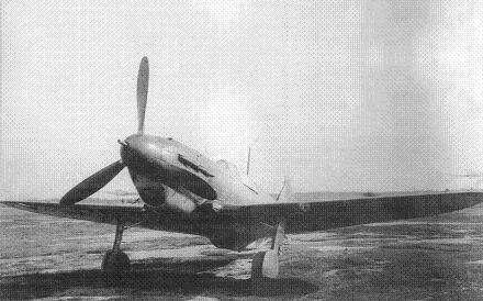 Ударный истребитель лагг-3 (34 серия).