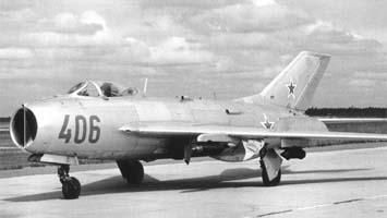 Ударный истребитель миг-19 (см-2).