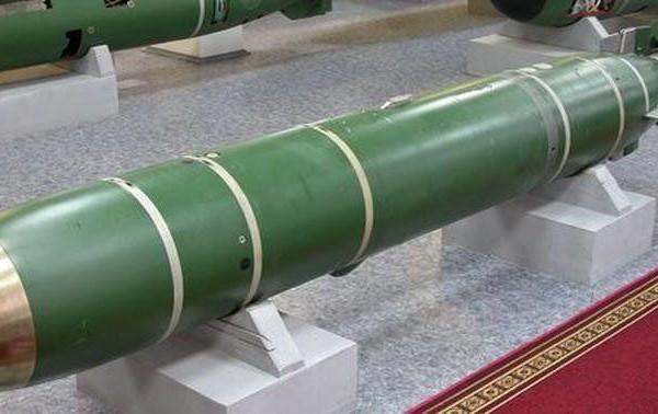 Универсальная самонаводящаяся противолодочная торпеда умгт-1 (ат-3 «орлан»).