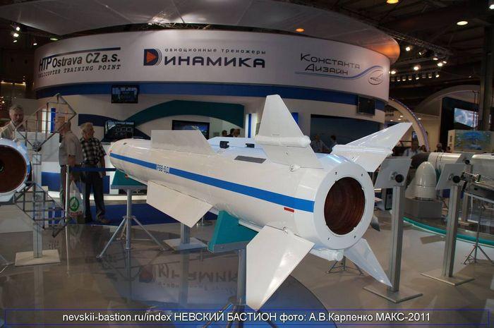 Управляемая ракета большой дальности к-100 (изделие 52).