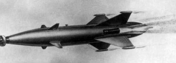 Управляемая ракета малой дальности к-5 (рс-1у, изделие «шм»).