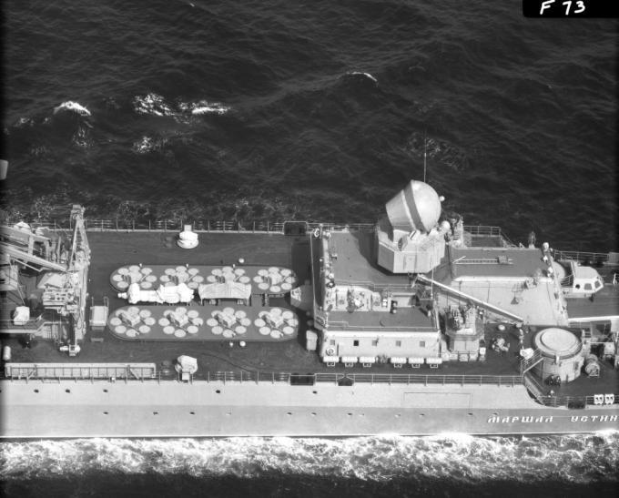 Установки вертикального пуска российского императорского флота (орлы отечества)