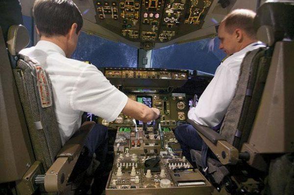 В небо по любви или как стать линейным пилотом