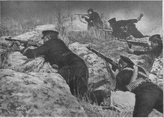 В память о севастопольской блокаде