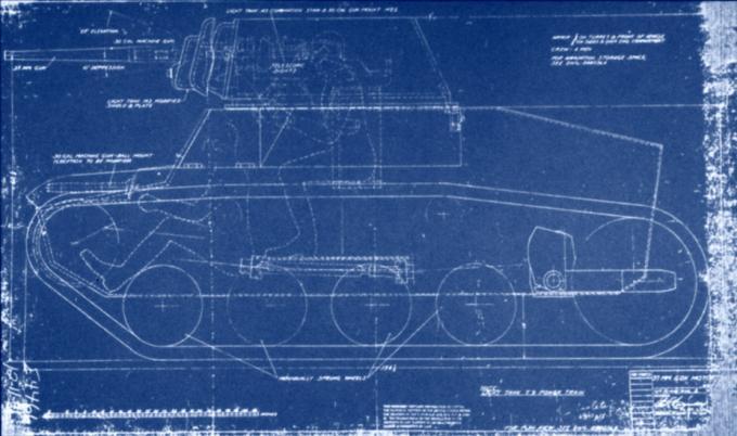 В полушаге от hellcat. опытный истребитель танков t49 gmc