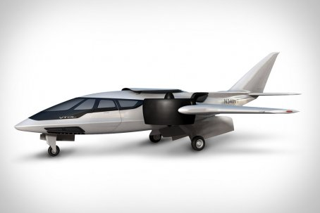 В сша построят самолет будущего?