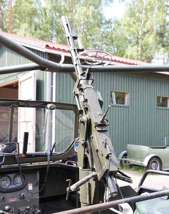В тени великих держав. авиационный пулемет lkk / 42