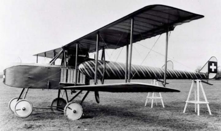 В тени великих держав. многоцелевой самолёт hafeli (k+w) dh-3 (m iii). швейцария