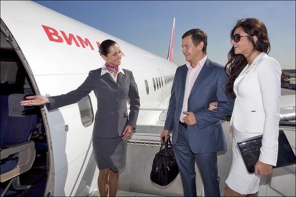 Вакансии авиакомпании вим-авиа. бортпроводники. стюардессы. пилоты.