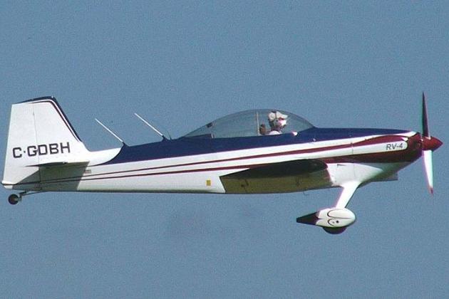 Van's rv-14. технические характеристики. фото.