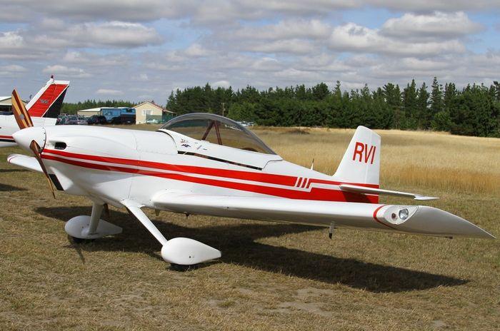 Van's rv-6. технические характеристики. фото.