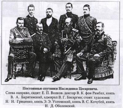 Великий князь алексей александрович и его флот. часть 8.4