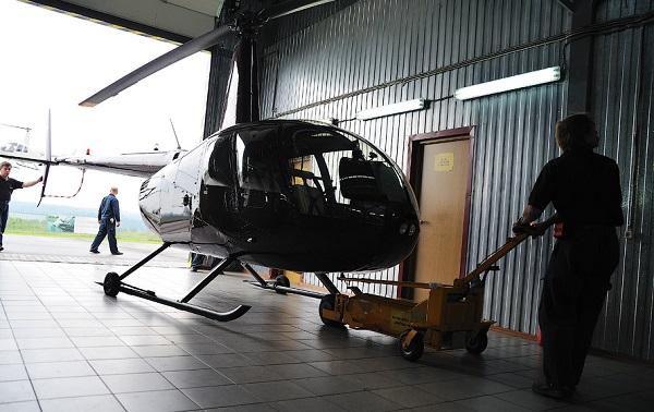 Вертодром. проэктрирование вертодрома. оборудование