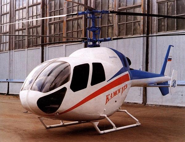 Вертолет ка-115. фото. характеристики.