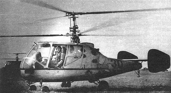 Вертолет ка-15. фото. история. характеристики.