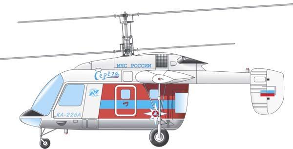 Вертолет ка-226. фото. история. характеристики